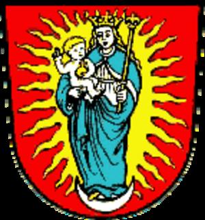 Aub - Image: Wappen Aub
