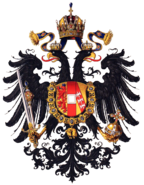 Wappen Kaisertum Österreich 1815 (Klein)