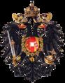 Wappen Kaisertum Österreich 1815 (Klein).png