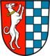 Coat of arms of Vetschau/Wětošow