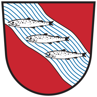 Ossiach - Image: Wappen at ossiach