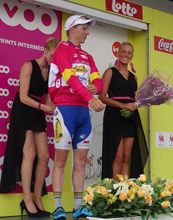 Waremme - Tour de Wallonie, étape 4, 29 juillet 2014, arrivée (D27).JPG