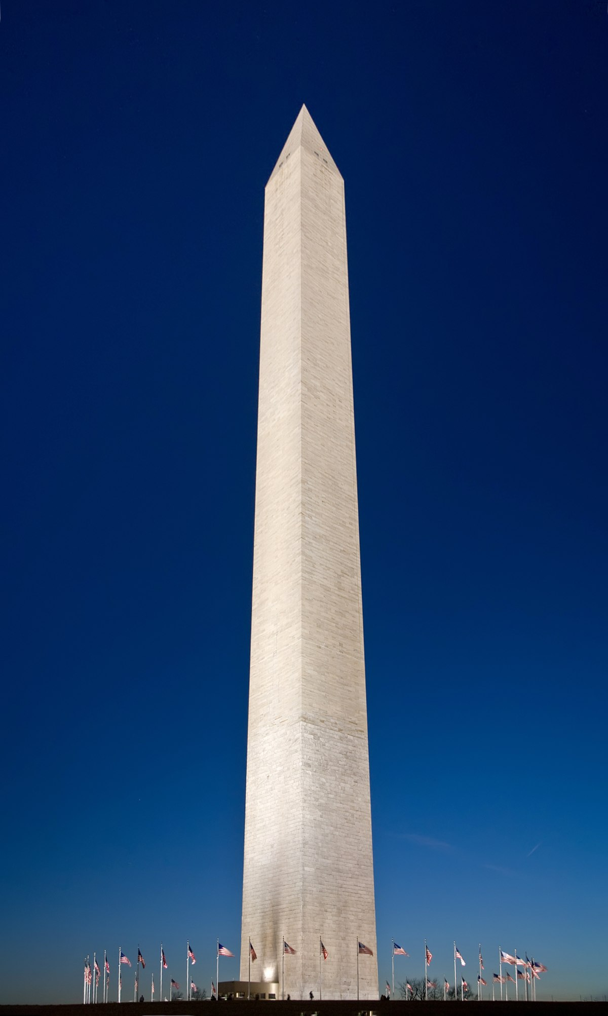 Washington Monument - Simple English Wikipedia, the free ...