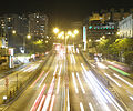 Waterloo Road, Hong Kong at night (revised).jpg