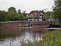 Weaver Navigation - Dutton Locks - geograph.org.uk - 250873.jpg