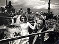 Wedding of Margaretha, Princess of Sweden and John Ambler 1964 004.jpg
