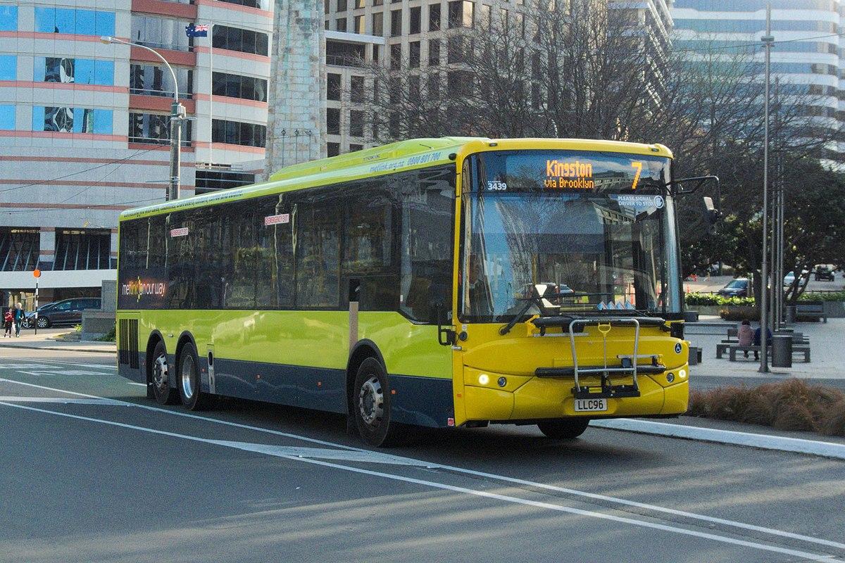 Public transport in the Wellington Region - Wikipedia