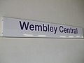 Wembley Central stn fast signage.JPG