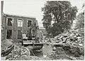 Werkzaamheden in de tuin van het Teylers Museum.jpg