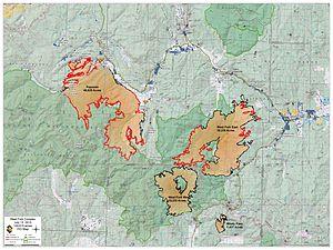 West Fork Complex - Wikipedia