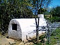 Whip oven, Kleinplasie Open Air Agricultural Museum and Showgrounds, Worcester, South Africa.jpg
