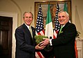 White House shamrock ceremony 2006.jpg