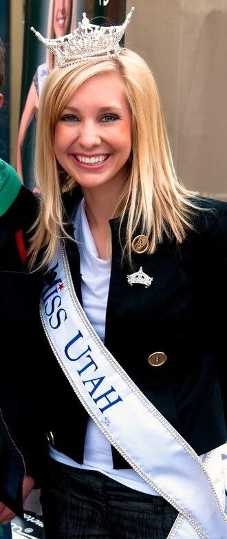Miss Utah - Whitney Merrifield, Miss Utah 2009