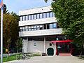 Wien-Liesing - ehemalige Brandstätte beim Schloss Rodaun - Hauptschule Sta Christiana.jpg