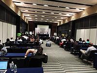 Wikimanía 2015 - Day 2 - Press Conference - LMM - México D.F. (10).jpg