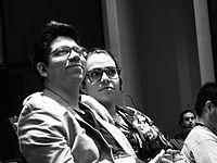 Wikimanía 2015 - Day 4 - Luis von Ahn conference - LMM (30).jpg