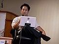 Wikimania 2008 workshop - Board panel - 10.jpg