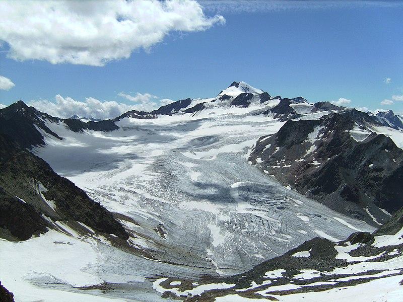 16.1 Alpy Ötztalskie