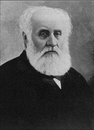 William Gooderham Sr. - William Gooderham (1790-1881)
