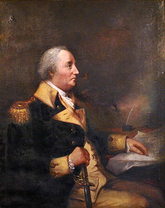 William Whipple - Posthumous portrait by Walter Gilman Page