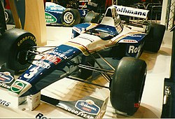 Williams FW19 w 1997 roku