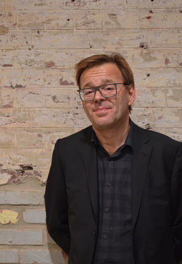Wim Delvoye in september 2015