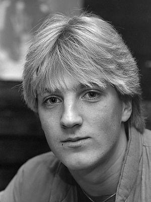 Wim Kieft - Kieft in 1981