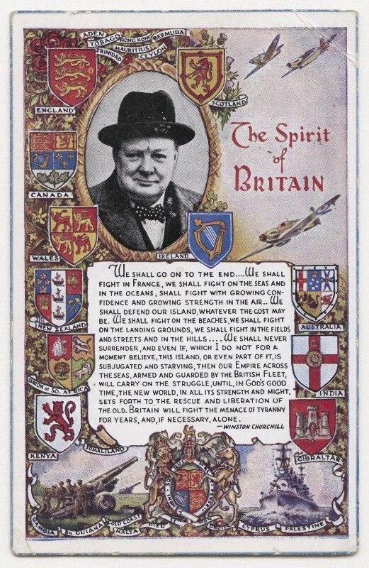 Winston-Churchill Spirit of Britain manifesto