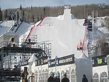 2016 Winter X Games in Aspen, Colorado