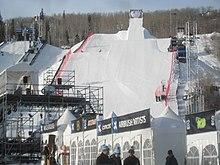 2016 Winter X Games in Aspen, Colorado