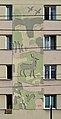 Wohnhausanlage Panikengasse 6-8, Sgraffito by Gustav Hessing 01.jpg