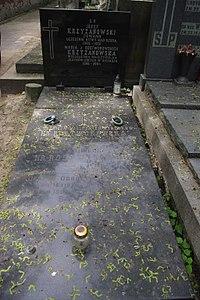 Wojciech Rostworowski grób.JPG
