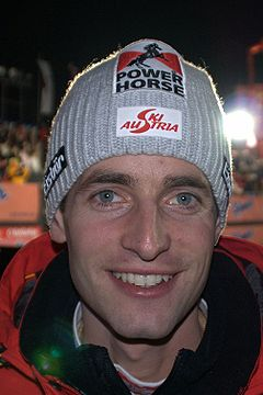 Wolfgang Loitzl in Willingen 2009