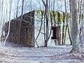 Wolfsschanze Goering's residence 2002.JPG