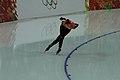 Women's 3000m, 2014 Winter Olympics, Annouk van der Weijden.jpg