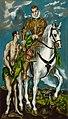 Workshop of El Greco - Saint Martin and the Beggar, 1600-1614, 1937.1.84.jpg