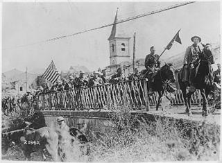 Battle of Saint-Mihiel battle of the 1st World War