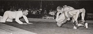 Wrestling at the 1948 Summer Olympics