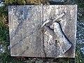 Writer's gravestone - geograph.org.uk - 1123306.jpg