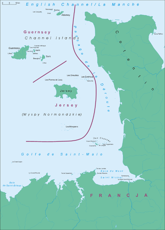 Maritime history of the Channel Islands - The Channel Islands