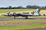 XH558 Avro Vulcan (21348502545).jpg