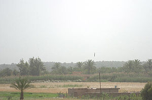 M982 Excalibur - First operational use of M982 Excalibur, against a suspected insurgent safe house north of Baghdad on 5 May 2007.
