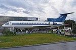 Yakolev Yak-42 'RA-19751' (really CCCP-42304) (25051379898).jpg