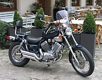 Yamaha XV 535 Virago (19 april 2006)