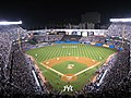 Yankee Stadium before final game from upper deck 9-21-08.jpg