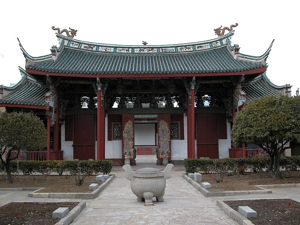 Yantai Temple of Sea Goddess