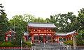 Yasaka-Shrine, Kyōto, Präfektur Kyōto, Japan - panoramio.jpg