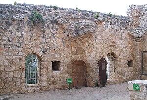 Khirbat Jiddin - Image: Yehiam fortress 1915