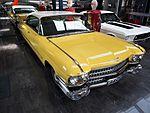 Yellow Cadillac at Piet Smits pic1.JPG