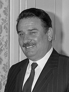 Yıldırım Akbulut Turkish politician